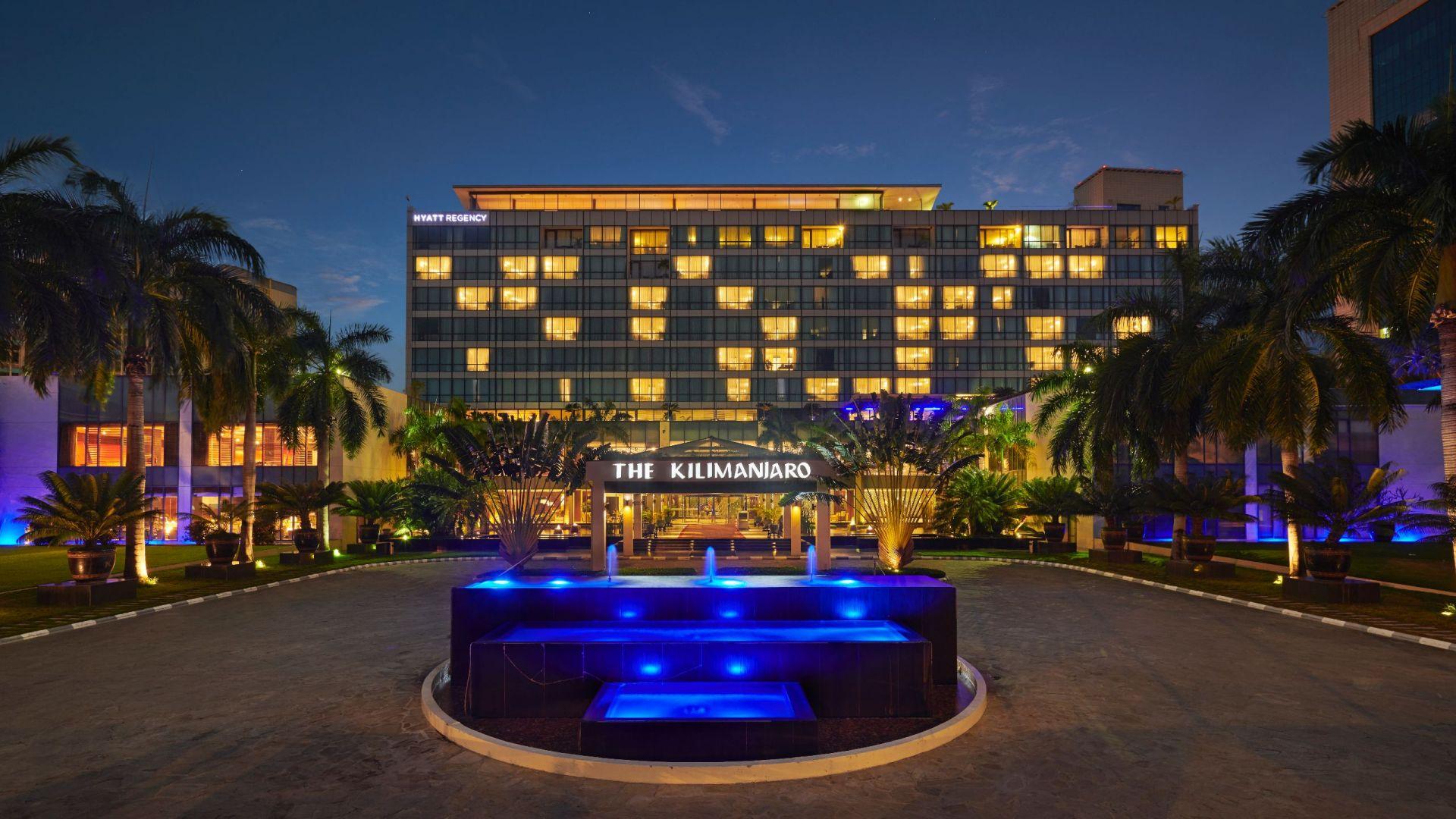 Hotel Hyatt Regency Dar es Salaam
