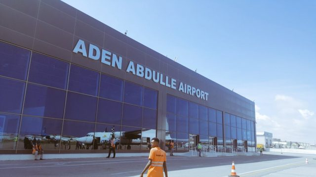 Mogadishu Aden Adde International Airport