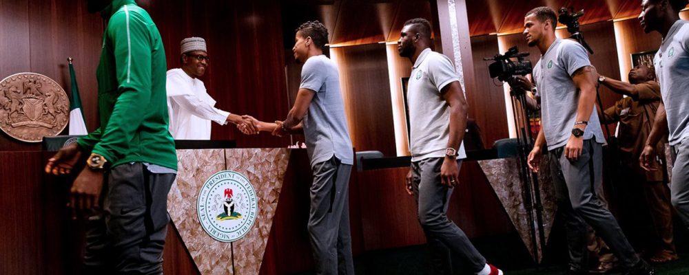 Nigeria must play fair at World Cup, says Buhari