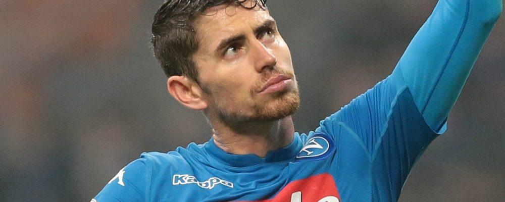 Jorginho completes £50m Chelsea move