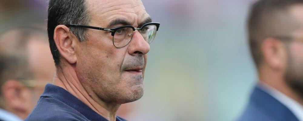 Maurizio Sarri set to become Chelsea head coach in place of Antonio Conte