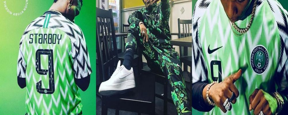 Wizkid to perform at opening of Russia 2018 World Cup (details)
