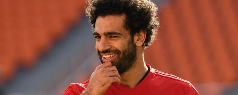 Mohamed Salah 'almost 100 per cent' fit for Egypt's World Cup opener