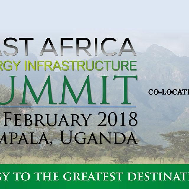 East Africa Energy and Infrastructure Summit 2018