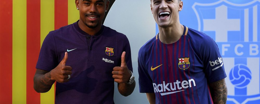 Who is Malcom? The 'new Coutinho' that Barcelona have hijacked Roma for