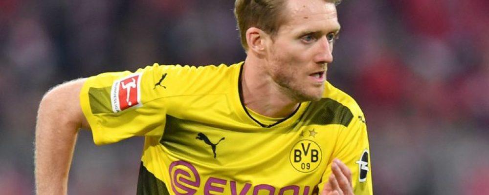 Borussia Dortmund forward Andre Schurrle set for Fulham medical on Wednesday